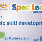 SpecLearn 1. – Software pack of basic skill development games