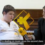 Dva náctiletí – příběh Diega a Andona, kteří vidí svět skrz hudbu