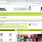 Portalul ARASAAC