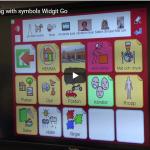 Komunikimi me simbole – Widgit Go